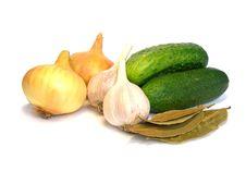 Free Vegetables. Stock Photos - 15810423