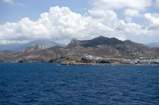 Free Sea View In The Aegean Sea Royalty Free Stock Images - 15810679