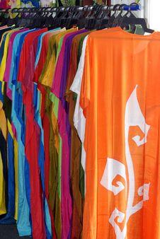 Free Malaysian Batik Royalty Free Stock Photo - 15812115