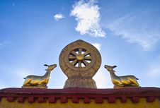 Free Jokhang Monastery Stock Images - 15812124