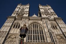 Free Westminster Abbey Church Stock Photography - 15812192