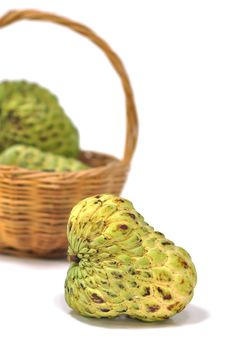 Free Custard Apple Royalty Free Stock Photos - 15812348