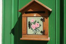 Free Mail Box Stock Photos - 15812353