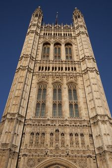 Free Houses Of Parliament At Westminster Stock Photo - 15812620