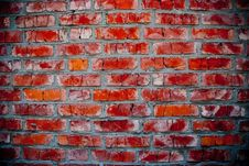 Free Brick Wall Stock Image - 15812671