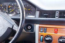 Free Car Interior Stock Images - 15812684
