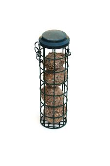Free Bird Feeder Stock Photography - 15813872