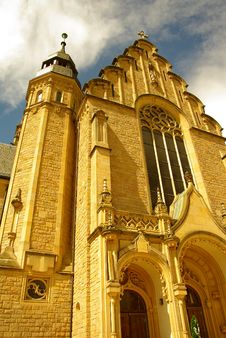 Church Of Saint Joseph In Speyer Royalty Free Stock Images
