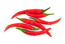 Free Red Hot Chili Pepper Stock Photography - 15815232
