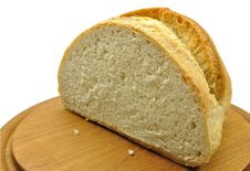 Free Loaf Of Bread In The Context Of Royalty Free Stock Photo - 15815305