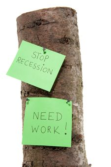 Free Recession Stock Image - 15815901