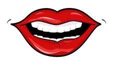 Free Lips Stock Photo - 15816100