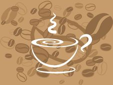Free Coffee Royalty Free Stock Photography - 15816187