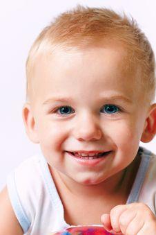 Free Happy Boy Royalty Free Stock Photography - 15817337