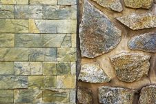 Free Stone Wall Texture Stock Photo - 15817810