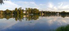 Free Park Panorama Stock Photography - 15818102