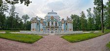 Free Summer Palace Royalty Free Stock Image - 15818126