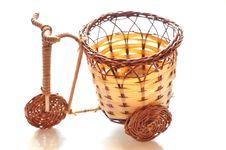 Free Basket-bicycle Stock Image - 15819101
