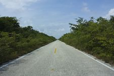 Free Xcalak, Quintana Roo Royalty Free Stock Image - 15819796