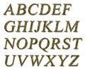 Free Alphabet Royalty Free Stock Photos - 15824808