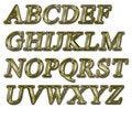Free Alphabet Royalty Free Stock Photos - 15824818