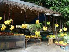 Free Bananas Royalty Free Stock Image - 15820396