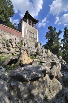 Free The Beijing Beihai Park Stock Images - 15820484