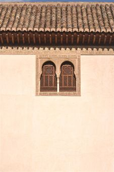 Free Alhambra Palace Stock Images - 15821374