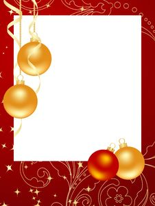 Free Christmas Frame Stock Photos - 15823233