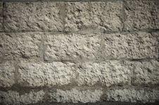 Free Stone Wall Royalty Free Stock Photos - 15823638