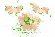 Free Green Shavings Stock Image - 15824301