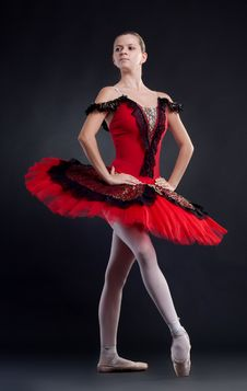 Free Ballerina Stock Photos - 15824443