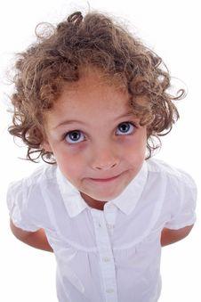 Free Beautiful Emotional Girl Stock Photos - 15824583