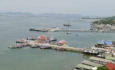 Free Harbor In Island Stock Image - 15824671