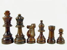 Free Chess Pieces Stock Photography - 15824752
