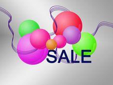 Free Sale  Background Stock Photo - 15824820