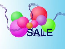 Free Sale  Background Stock Images - 15824824