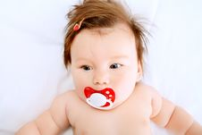 Free Girl With Dummy Stock Photos - 15826123