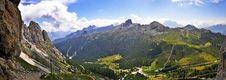 Free Landscape Dolomites Stock Photography - 15826412