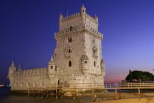 Free Belem Tower Stock Photo - 15826670