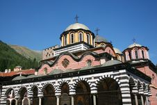 Free Rila Monastery Royalty Free Stock Images - 15826699