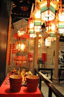 Free Tin Hau Temple Stock Photography - 15827322