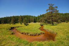 Free Peaceful River Scene Stock Image - 15827951