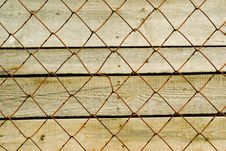 Free Red Mesh-fence Royalty Free Stock Photo - 15828255
