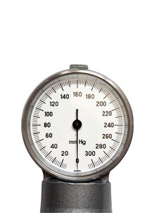 Free Manometer Royalty Free Stock Images - 15828269