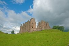 Free Castle On The Hill Stock Photo - 15829400