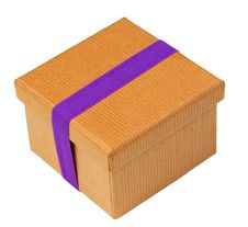 Free Brown Box Royalty Free Stock Images - 15829619
