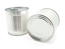 Free Tinned Food Stock Images - 15829804