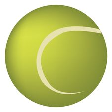 Free Tennis Ball Stock Images - 15829944
