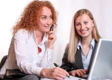 Free Businesswoman Stock Photography - 15829952